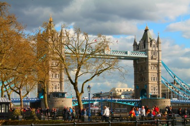 London, April 2014